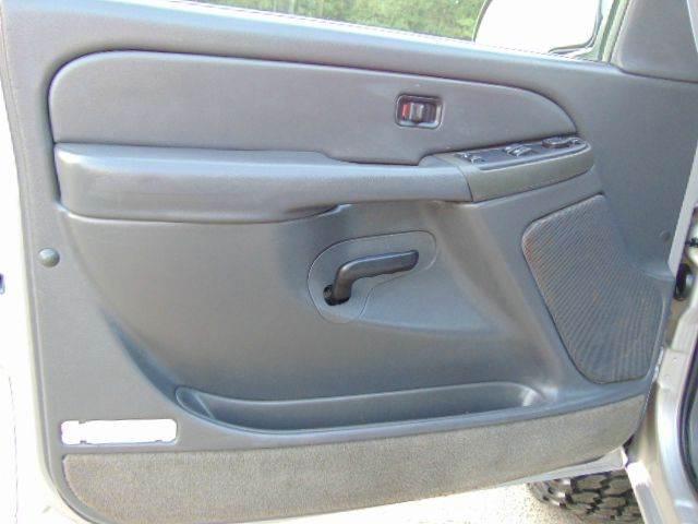 2005 Chevrolet Silverado 1500 4dr Extended Cab LS 4WD SB - Locust Grove VA