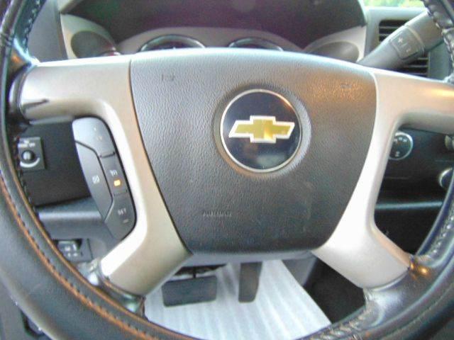 2011 Chevrolet Silverado 2500HD LT Crew Cab 4x4 Short Bed - Locust Grove VA