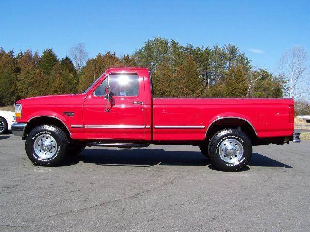 1995 F250 4x4 Short Bed Autos Weblog Used Diesel Pickups Locust Grove Va Inventory E M Auto ...