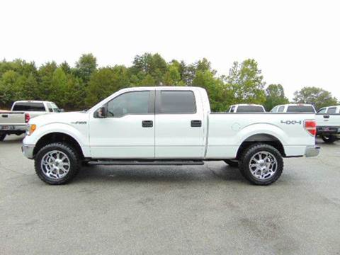 2012 Ford F-150 for sale in Locust Grove, VA