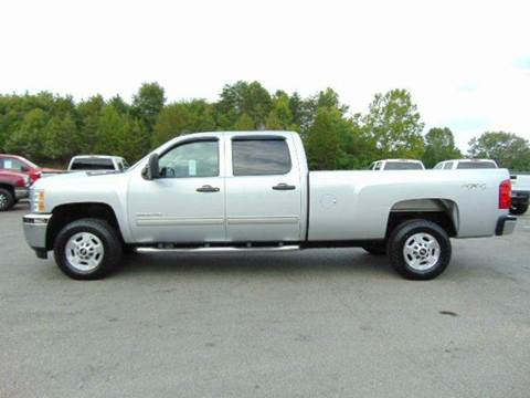 2013 Chevrolet Silverado 2500HD for sale in Locust Grove, VA