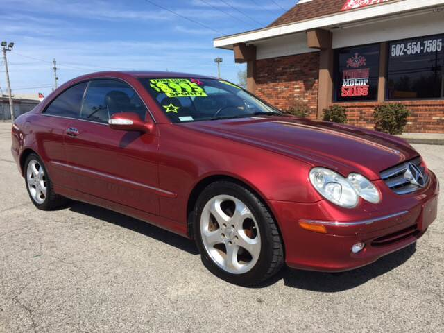 2005 mercedes benz clk class clk320 2dr coupe in for 2005 mercedes benz clk class coupe