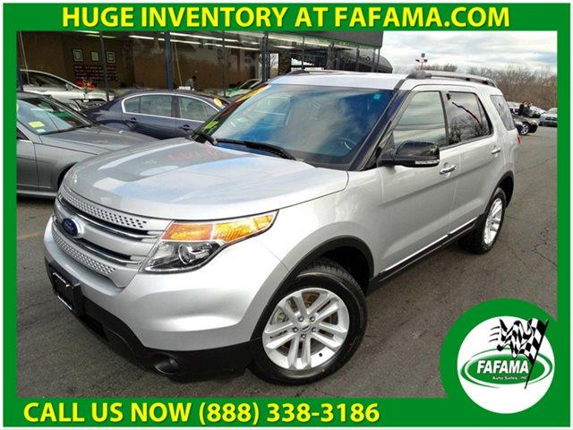 2013 Ford Explorer for sale in MILFORD MA