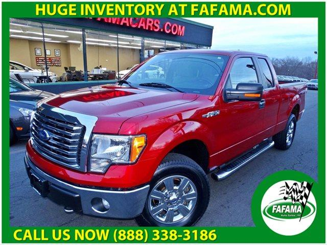 2011 Ford F-150 for sale in MILFORD MA