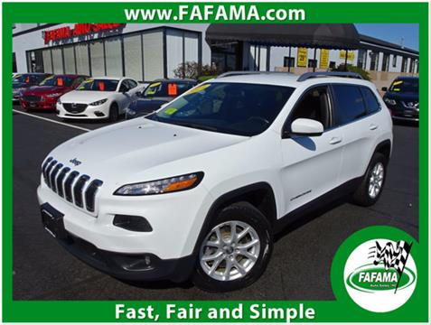 2014 Jeep Cherokee for sale in Milford, MA