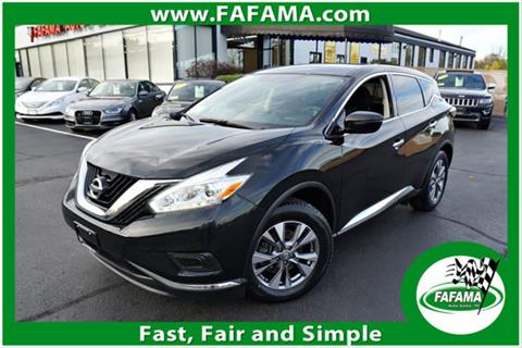 2016 Nissan Murano for sale in Milford, MA