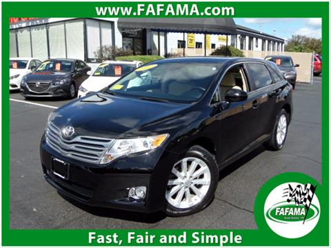 2012 Toyota Venza for sale in Milford, MA