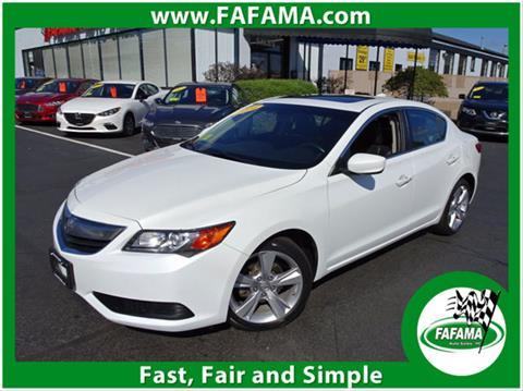 2014 Acura ILX for sale in Milford, MA