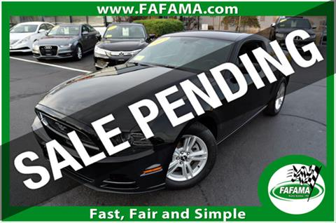 2013 Ford Mustang for sale in Milford, MA