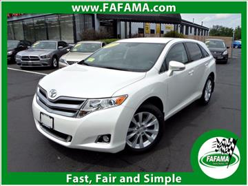 2014 Toyota Venza for sale in Milford, MA