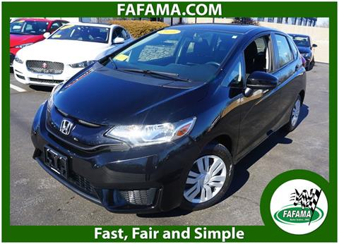 2016 Honda Fit for sale in Milford, MA