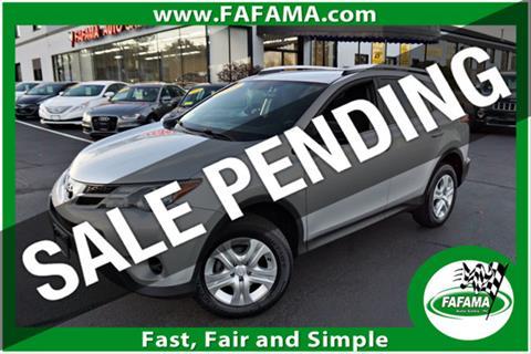 2015 Toyota RAV4 for sale in Milford, MA