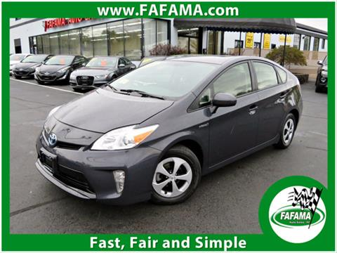 2014 Toyota Prius for sale in Milford, MA