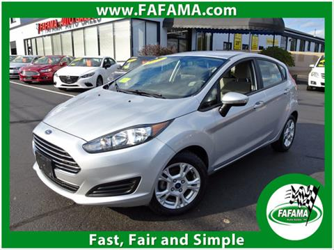 2016 Ford Fiesta for sale in Milford, MA