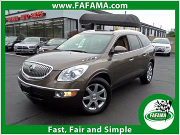 2010 Buick Enclave for sale in Milford, MA