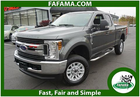 2018 Ford F-250 Super Duty for sale in Milford, MA