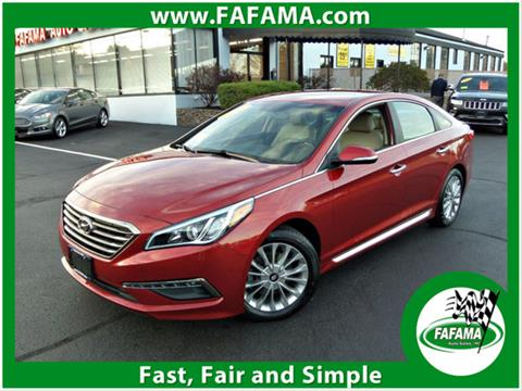 2015 Hyundai Sonata for sale in Milford, MA