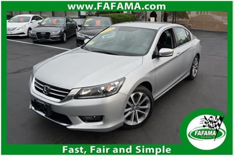 2014 Honda Accord for sale in Milford, MA