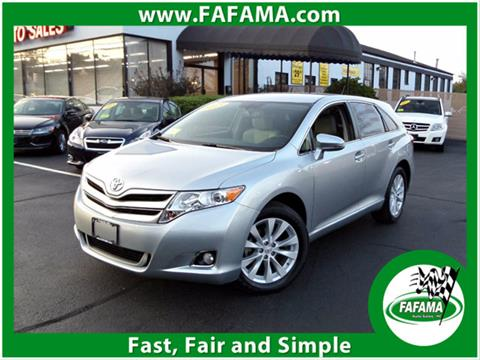 2015 Toyota Venza for sale in Milford, MA