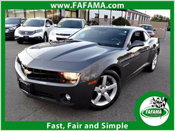 2011 Chevrolet Camaro for sale in Milford, MA