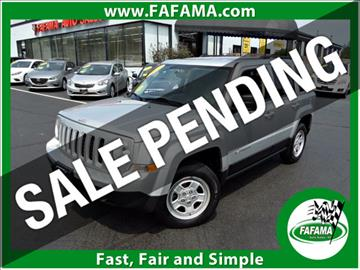 2011 Jeep Patriot for sale in Milford, MA