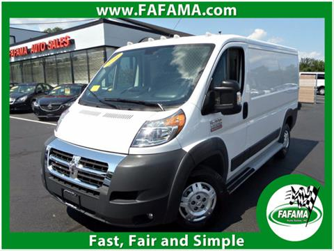 2016 RAM ProMaster Cargo for sale in Milford, MA