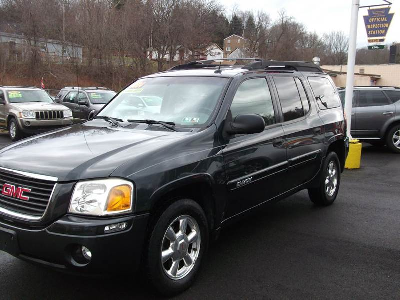 2004 gmc envoy xl sle 4wd 4dr suv in pittsburgh pa brady. Black Bedroom Furniture Sets. Home Design Ideas