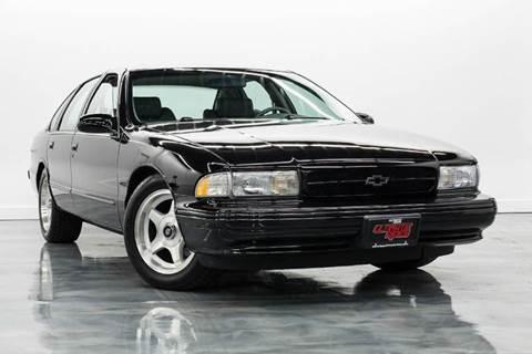 1996 Chevrolet Impala for sale in Coal City, IL