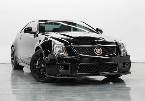 2011 Cadillac CTS-V for sale in Coal City, IL