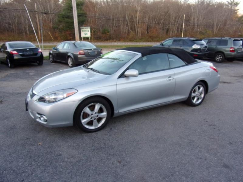 Toyota Camry For Sale In Westport Ma Carsforsale Com