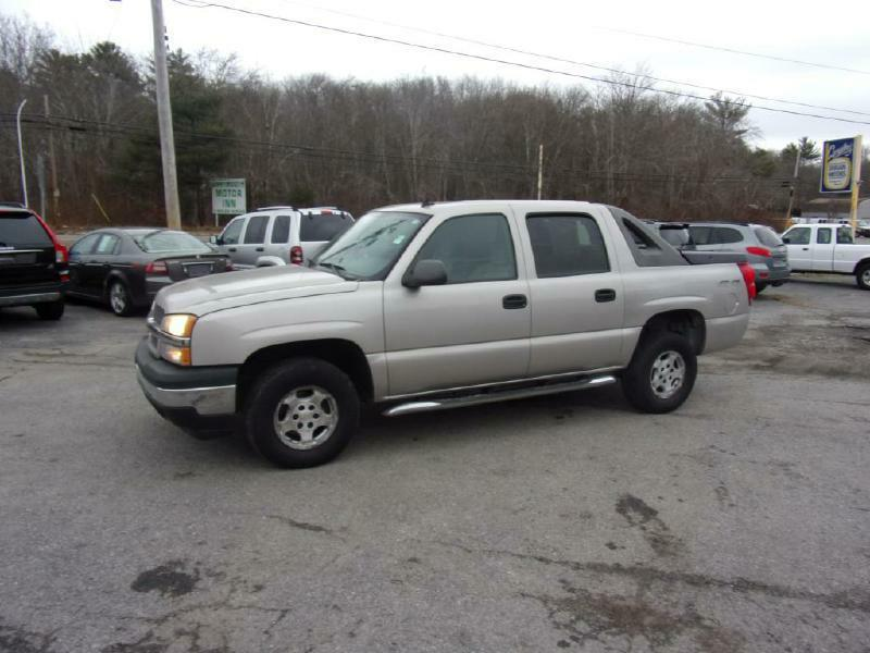 Chevrolet avalanche for sale in monticello ia for Carvalho s bargain motors