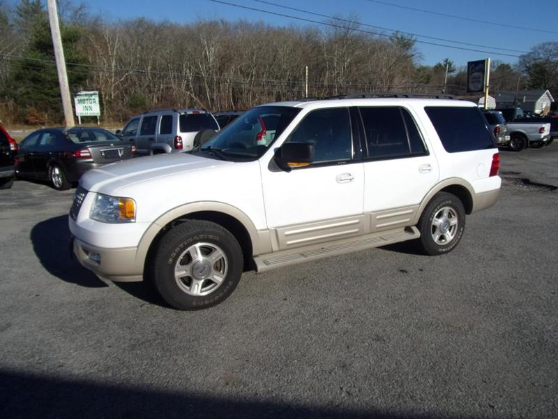 Ford Expedition Eddie Bauer Dr SUV WD In Westport MA - 2006 expedition