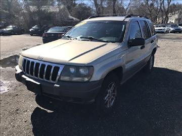2003 Jeep Grand Cherokee for sale in Westport, MA