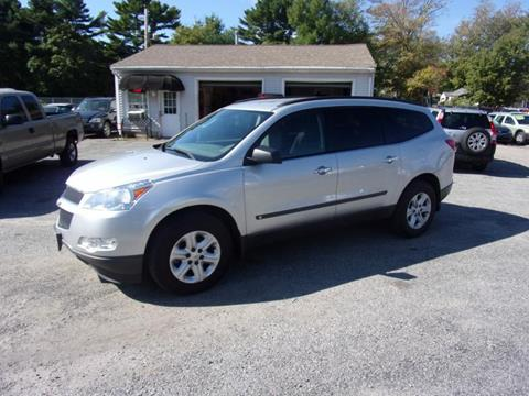 2010 Chevrolet Traverse for sale in Westport, MA
