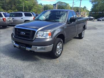 2004 Ford F-150 for sale in Westport, MA