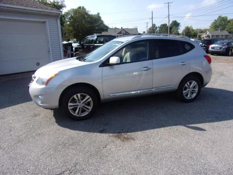2012 Nissan Rogue for sale in Westport, MA