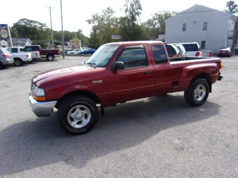 1999 Ford Ranger for sale in Westport, MA