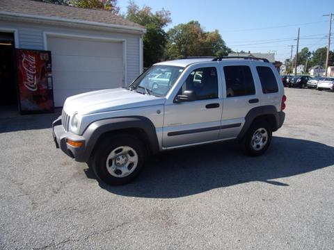 2004 Jeep Liberty for sale in Westport, MA