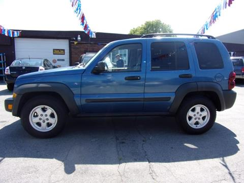 2006 Jeep Liberty for sale in Westport, MA