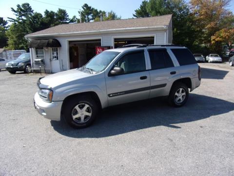 2004 Chevrolet TrailBlazer for sale in Westport, MA