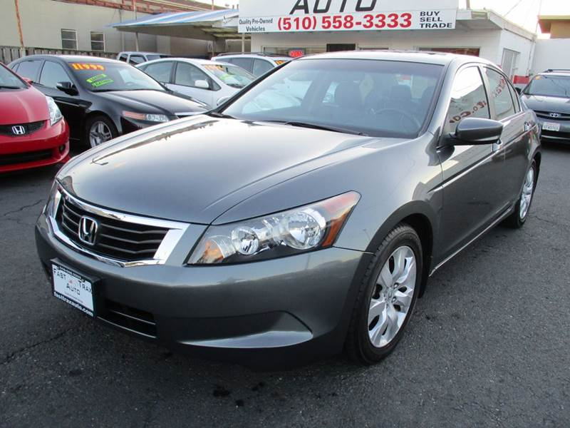 2009 honda accord ex l 4dr sedan 5a in el cerrito ca. Black Bedroom Furniture Sets. Home Design Ideas