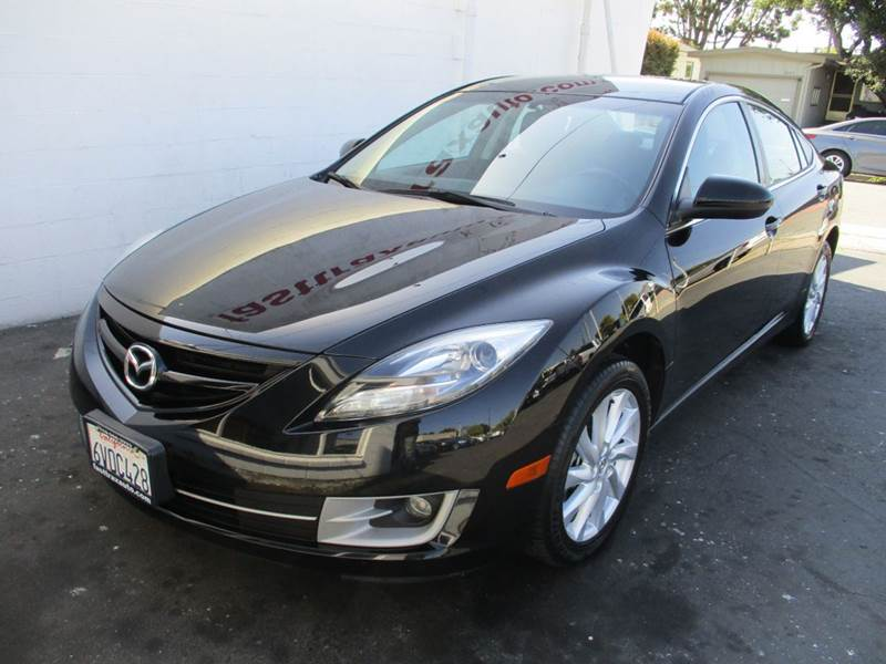 2012 mazda mazda6 i touring 4dr sedan in el cerrito ca fast trax auto. Black Bedroom Furniture Sets. Home Design Ideas