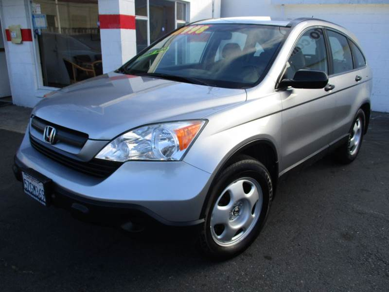 2007 honda cr v lx 4dr suv in el cerrito ca fast trax auto. Black Bedroom Furniture Sets. Home Design Ideas