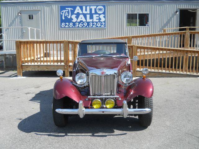 1951 MG MGB