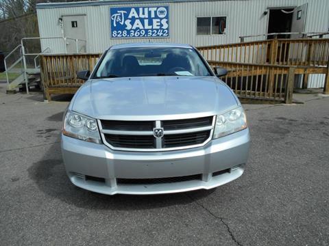 2010 Dodge Avenger for sale in Franklin, NC