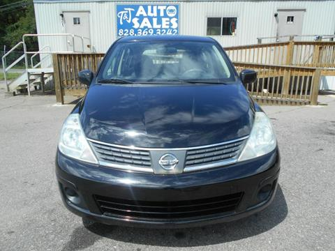 2009 Nissan Versa for sale in Franklin, NC