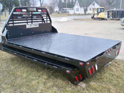 2013 Moritz Truck Bed 8' X 8 .5