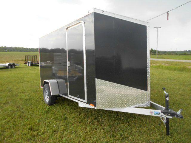 2015 Rance 6 x12 Enclosed Lightning