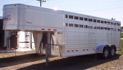 2014 Cherokee 20' Stock