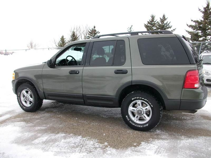 2003 ford explorer xlt 4dr 4wd suv in fond du lac wi 151 auto emporium inc. Black Bedroom Furniture Sets. Home Design Ideas